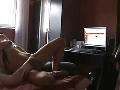 Teens self film anal