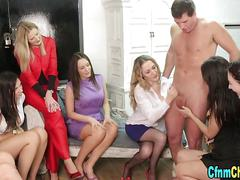 babe, blowjob, party, group, hd