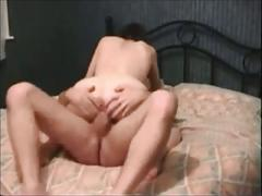 Passionate fuck with older milf