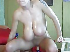 Merilyn sakova trying out her fucking machine