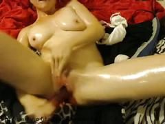 Squirting eyaculation female