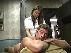 Dru berrymore - anal nurse