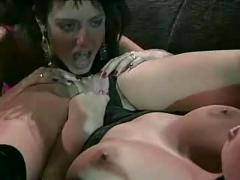 Jeanna fine -  lesbian evil woman scene