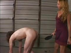 Sexy lady uses her slut - rts