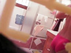 Hidden cam - compil teen in bathroom 2