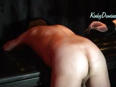 Kinky domina dungeon bondage full version
