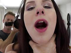 Rocco's intimate casting ends with a blowjob @ rocco's intimate castings #16