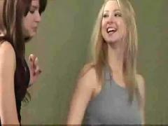 Beautiful young lesbians - sunny and annabelle