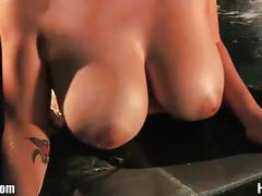 Hardx noelle easton in stacked