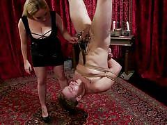 Sebastian keys gets tortured and fucked