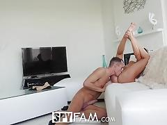 Busty step mom fuck with brett rossi