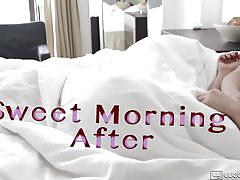 The sweet morning after