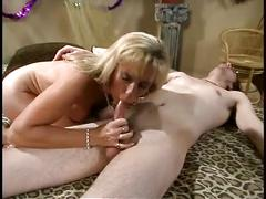 My first virgin on video