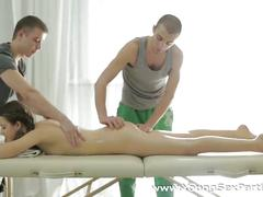 Young sex parties - massage and golden gate fuck