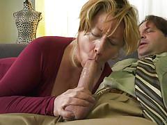 big tits, mature, redhead, big cock, blowjob, devils film, fame digital, eric john, penny sue