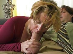 It was impossible to refuse her @ horny grannies love to fuck #12