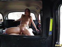Kira thorn was seduced by the taxi driver