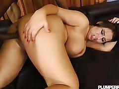 hardcore, blowjob, plumperpass.com, big ass, booty, plump, plumper, chubby, chunky, fat, curvy, busty, interracial, bareback, big tits, brunette