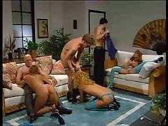 Jamie leigh - house party orgy