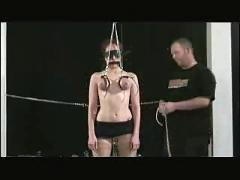 Breast bondage 6