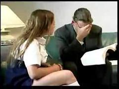 Gauge fucks her tutor