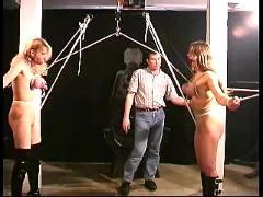 Breast bondage 45 az