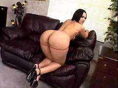Rosario stone loves to show off her ass