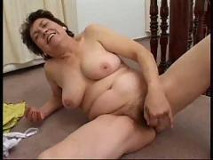 fingering, matures, tits