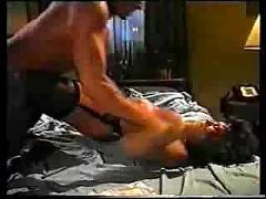 Asian busty milf & peter north
