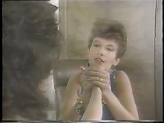 Classic sharon mitchell & bionca lezzy