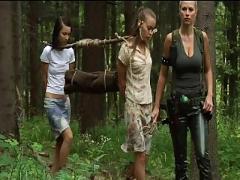 Slave huntress 2 from boundheat.com