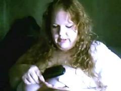 Fat tit-spanking
