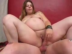 Pregnant dirty slut