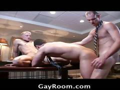 Marc dylan in power meeting threesome