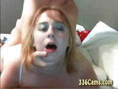 Nice couple hard fuck on webcam