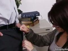 Teacher fucks student part 1