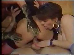 Raunchy orgies