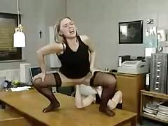 German slut hard fisted