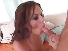 Busty milf babe elexis monroe fucked hard by lucky guy's hard cock