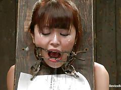 Cute whore humiliated
