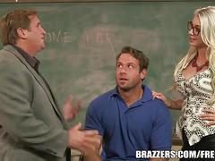 Brazzers - gigi allens deepthroats her students cock