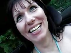 Bigtit outdoor blowjob