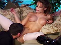 Extreme hardcore anal sex