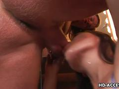 Nyomi zen makes the best blowjob ever