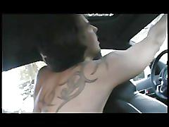 outdoor, milf, blowjob, big-tits, blonde, pornhub.com, spread, mom, shaved, car, outside, public, piercings, fingering