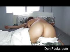 Dani daniels's pussy for breakfast