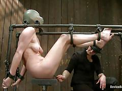 A true bdsm session