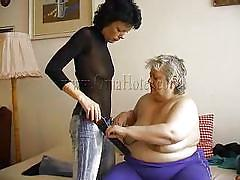 granny, lesbians, mature, kissing, fingering, brunette, undressing, old, fat, saggy boobs, gray hair, oma hotel, old nanny, hermine, hermine, oma hotel, oma cash