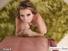 big dick, big tits, blonde, cumshot, hardcore,