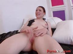 Exhib et folle de sex ! elle squirt quand elle jouie !!! french amateur